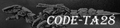 Code-ta28 Code-ta28 has customized Zoids and other mecha.