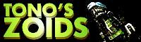 Tono's Zoids Tono's Zoids has customs, photo art/image manipulations, and general model fun. Fun…like Helimolga!